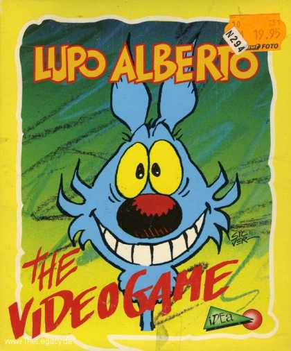 Misc. Games - Lupo Alberto: The VideoGame