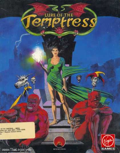 Misc. Games - Lure of the Temptress