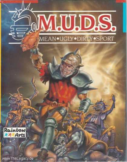 Misc. Games - M.U.D.S.: Mean Ugly Dirty Sports