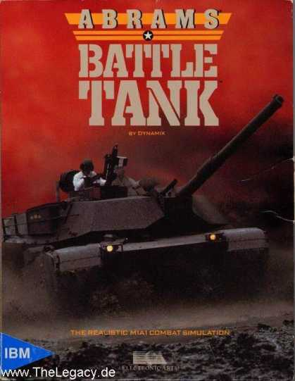 Misc. Games - Abrams Battle Tank