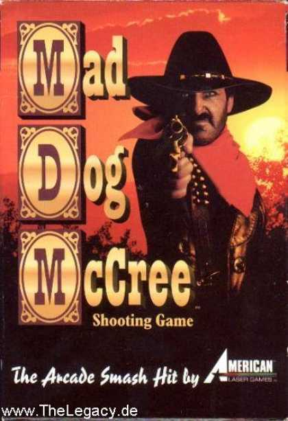 Misc. Games - Mad Dog McCree