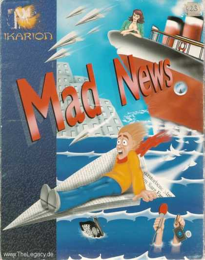 Misc. Games - Mad News