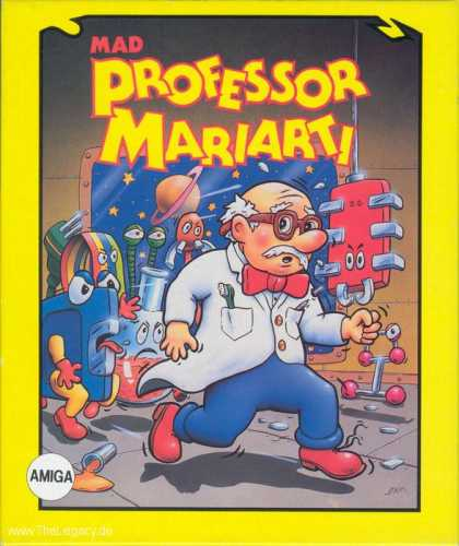 Misc. Games - Mad Professor Mariarti