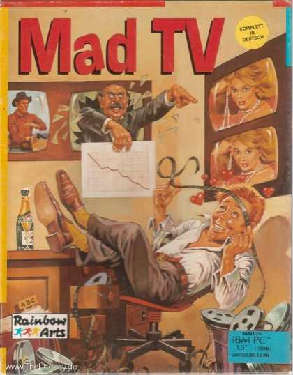 Misc. Games - Mad TV