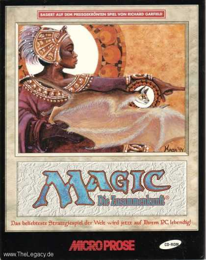Misc. Games - Magic - The Gathering