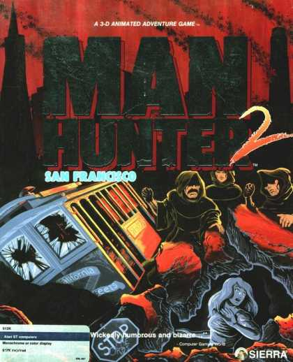 Misc. Games - ManHunter 2: San Francisco