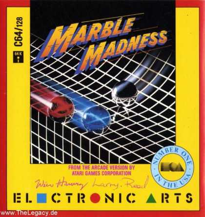 Misc. Games - Marble Madness