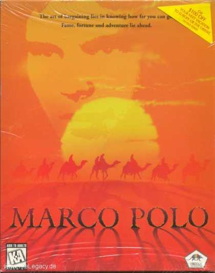 Misc. Games - Marco Polo