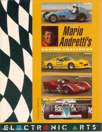 Misc. Games - Mario Andretti's Racing Challenge