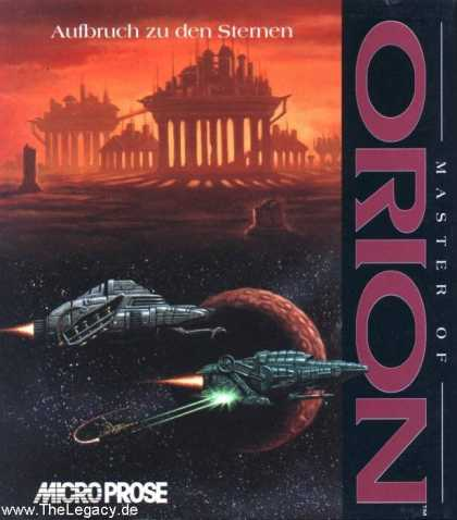 Misc. Games - Master of Orion