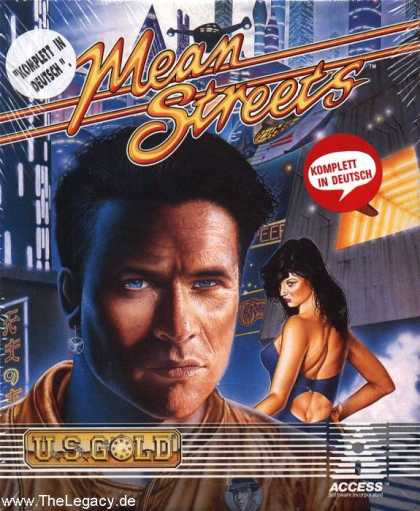 Misc. Games - Mean Streets