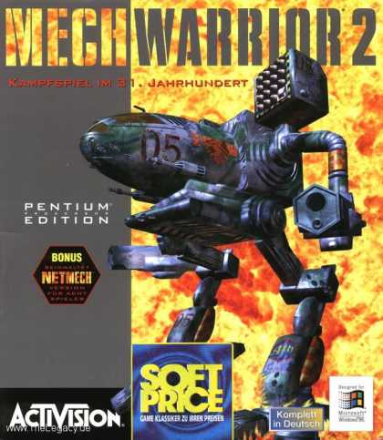 Misc. Games - MechWarrior 2: The Clans