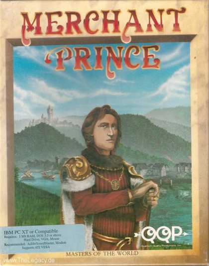 Misc. Games - Merchant Prince