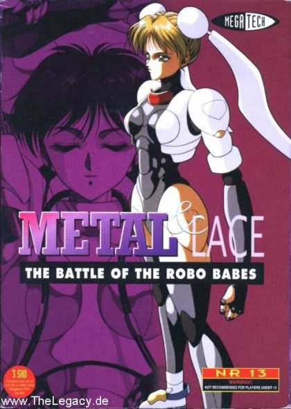 Misc. Games - Metal & Lace: The Battle of the Robo Babes