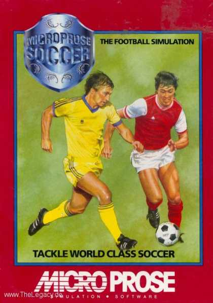 Misc. Games - Microprose Soccer