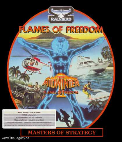 Misc. Games - Midwinter II: Flames of Freedom