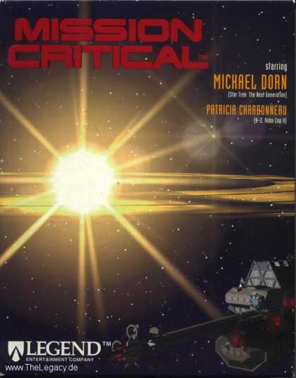 Misc. Games - Mission Critical