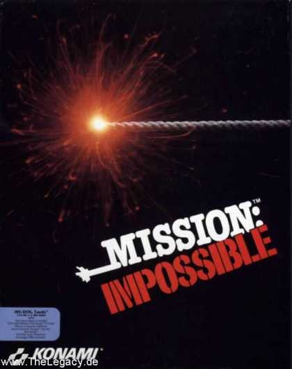 Misc. Games - Mission: Impossible