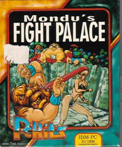 Misc. Games - Mondu's Fight Palace