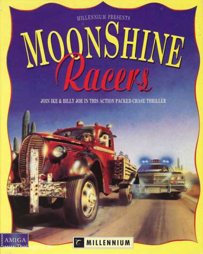 Misc. Games - Moonshine Racers