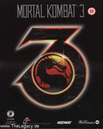 Misc. Games - Mortal Kombat 3