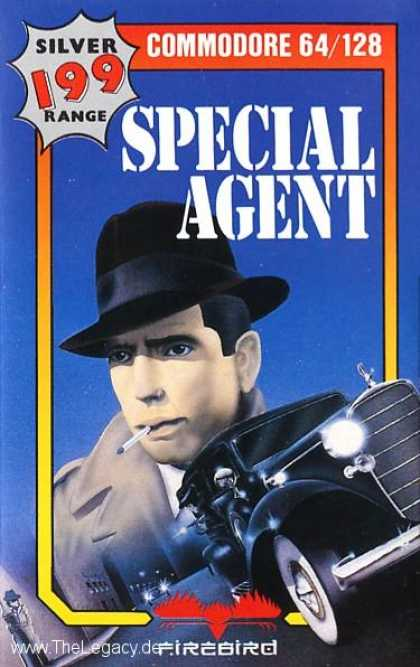 Misc. Games - Special Agent