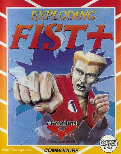 Misc. Games - Exploding Fist+