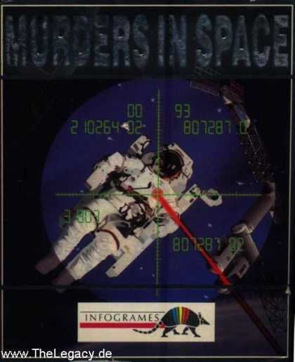 Misc. Games - Murders in Space