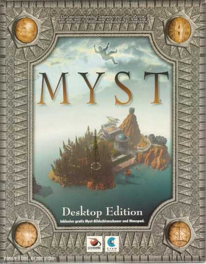 Misc. Games - Myst