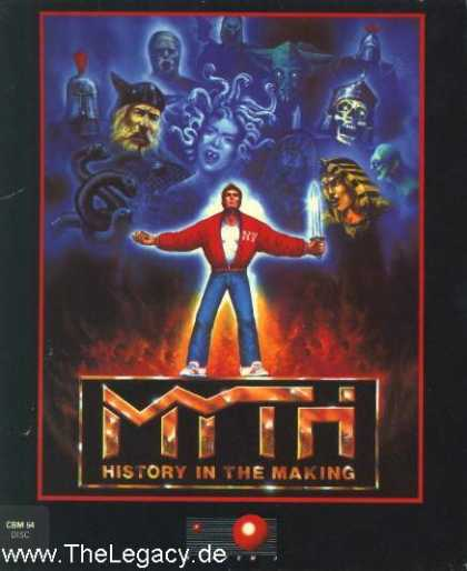 Misc. Games - Myth: History in the Making