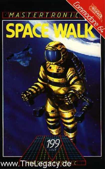 Misc. Games - Space Walk