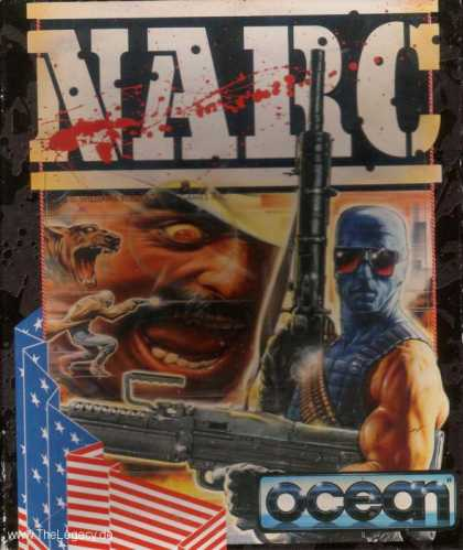 Misc. Games - NARC