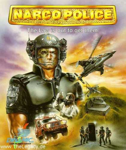 Misc. Games - Narco Police
