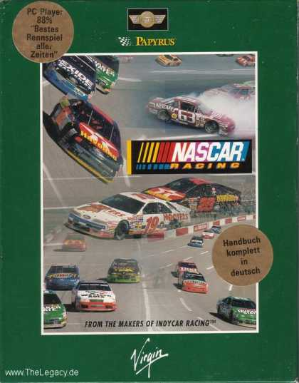 Misc. Games - NASCAR Racing