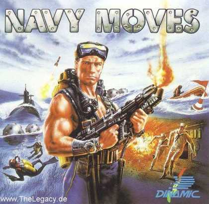 Misc. Games - Navy Moves