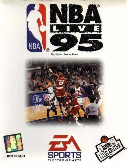 Misc. Games - NBA Live 95