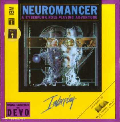 Misc. Games - Neuromancer