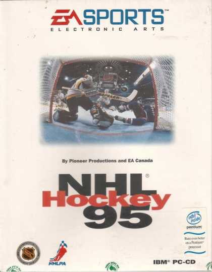 Misc. Games - NHL Hockey '95