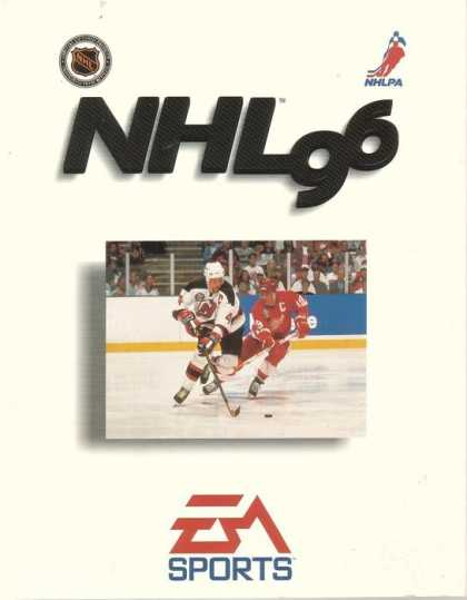 Misc. Games - NHL 96