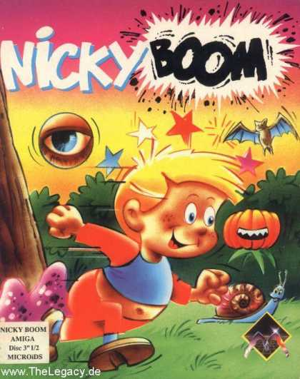 Misc. Games - Nicky Boom
