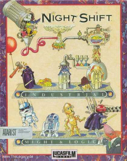 Misc. Games - Night Shift