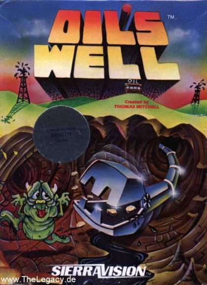 Misc. Games - Oil's Well