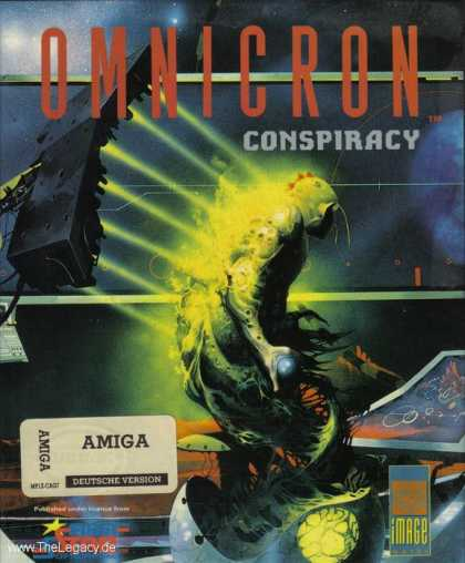 Misc. Games - Omnicron Conspiracy