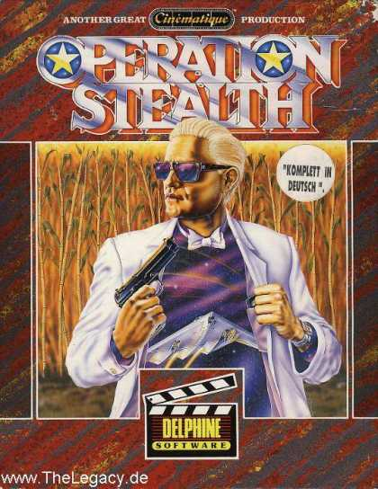 Misc. Games - Operation Stealth