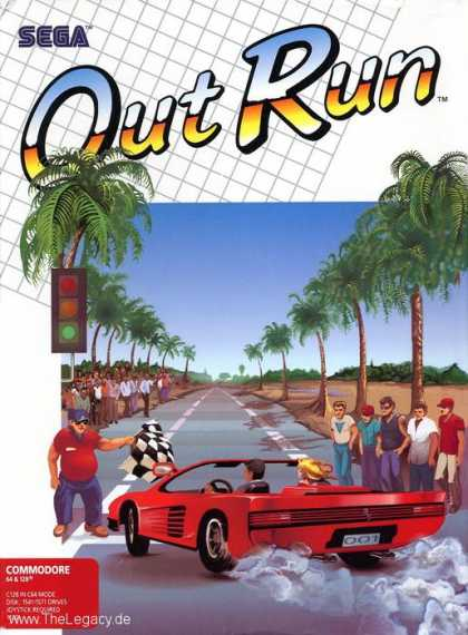 Misc. Games - Out Run