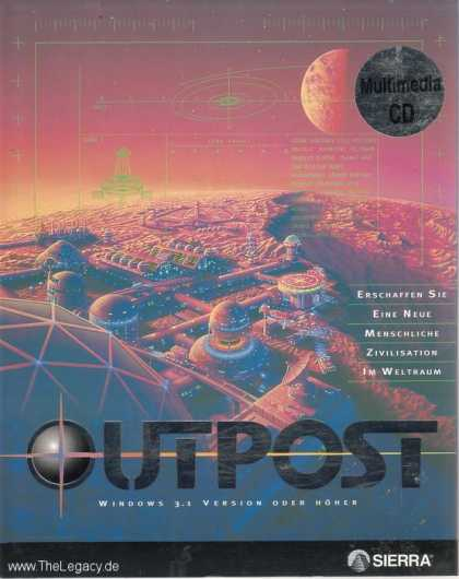 Misc. Games - Outpost