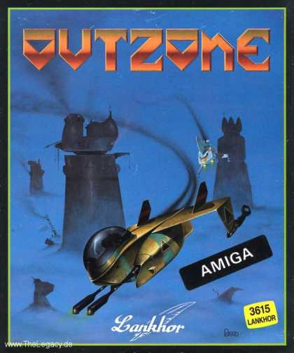 Misc. Games - Outzone