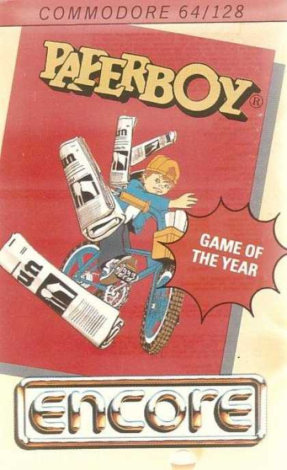 Misc. Games - Paperboy