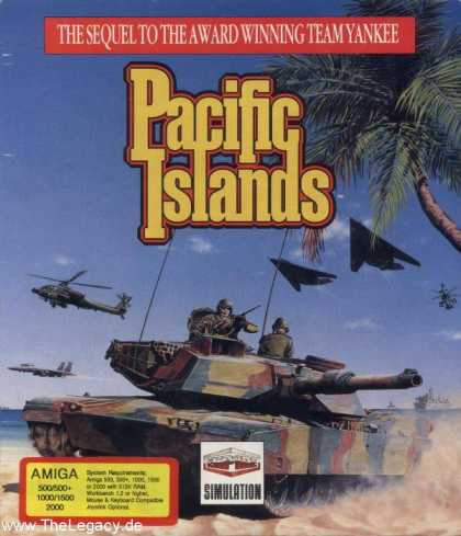 Misc. Games - Pacific Islands