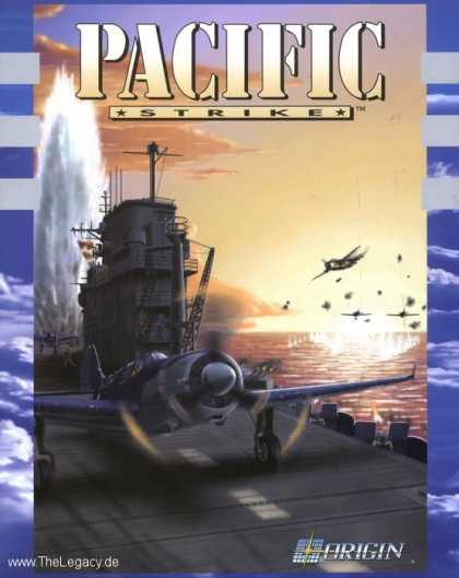 Misc. Games - Pacific Strike